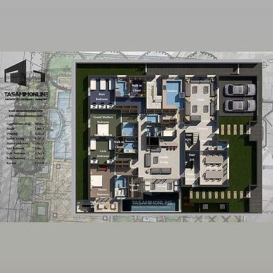 Residential Design تصميم سكنى