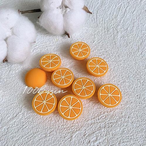 Апельсин бусина