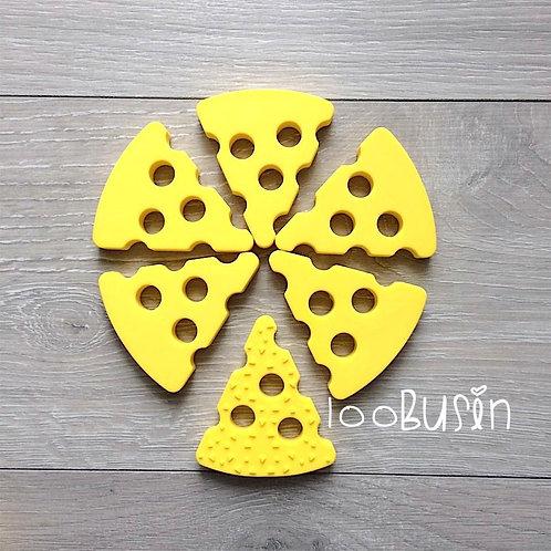 Сыр прорезыватель из пищевого силикона