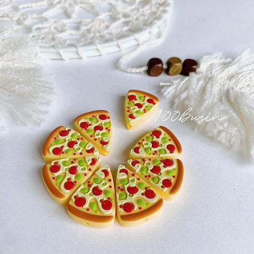 Пицца бусина