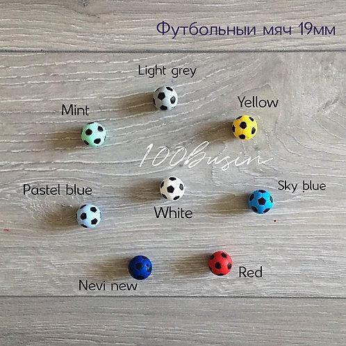 Футбольный мяч большой