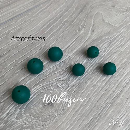 Фурнитура нового цвета Atrovirens из пищевого силикона