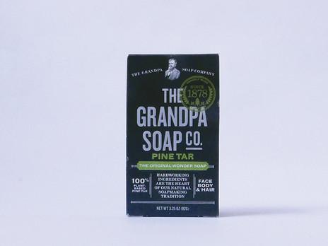Grandpa Soap