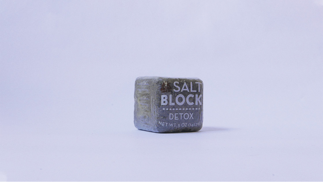 Salt Block Detox