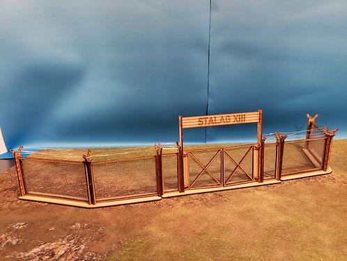 Stalag XIII Gate