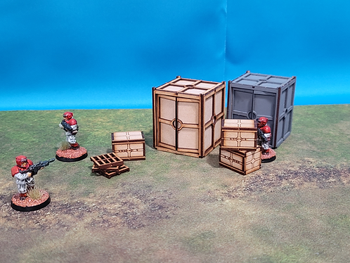 SciFi Containers - Small