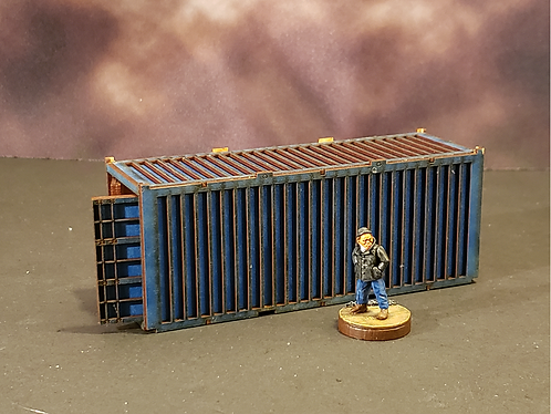 Container - Large - Blue
