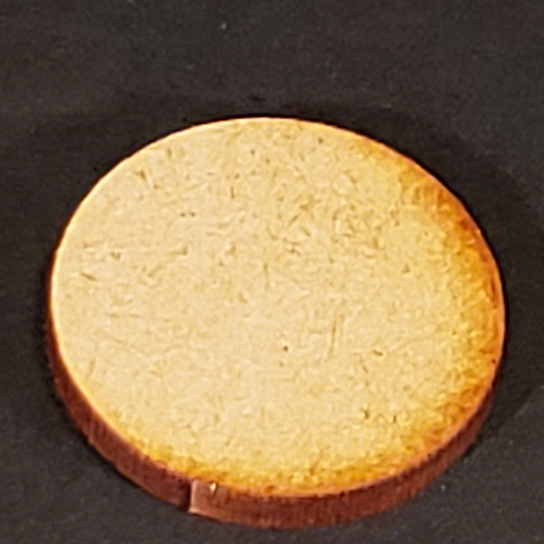 25mm Round Bases 50 pack