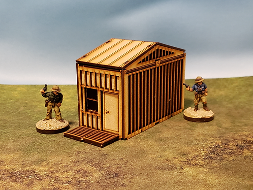 Container Housing Unit - Single