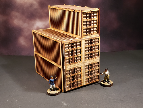 Container - Stack