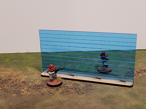 Holographic Wall
