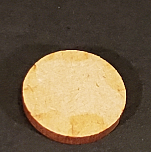 20mm Round Bases 25 pack