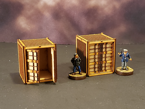 Containers - Small