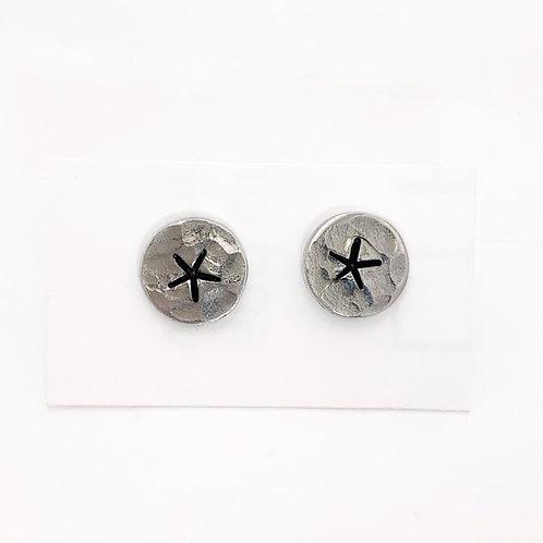 Tiny Starfish Earrings