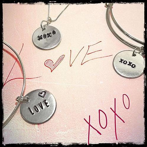Love XOXO Bracelet