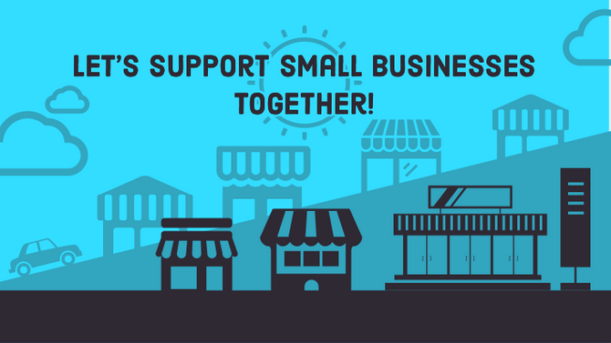 Small Business is Struggling. How Can You Help?