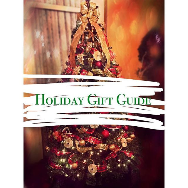 Holiday Gift Guide for your BFF