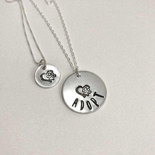 Pet Rescue Necklace