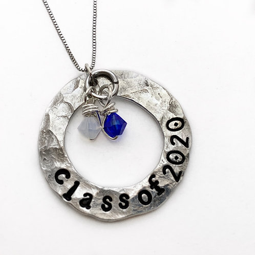 Class of 2020 Necklace