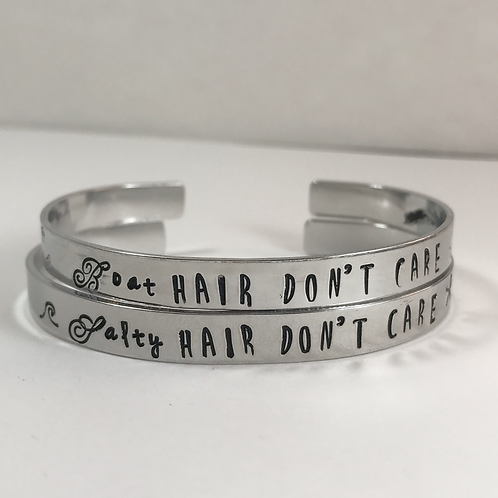 ___ Hair Don't Care Bracelet