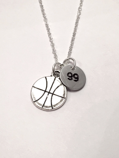 Basketball Mom Necklace