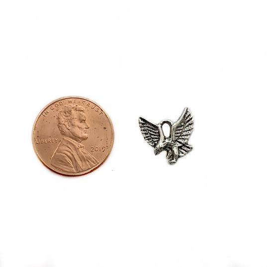 Flying Eagle Charm