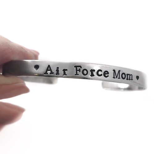 Air Force Mom Bracelet