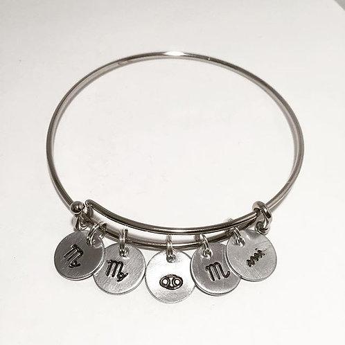 Custom Zodiac Bracelet