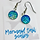 Thumbnail: Mermaid Dangle Earrings