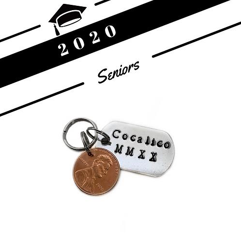 Class of 2020 Keychain