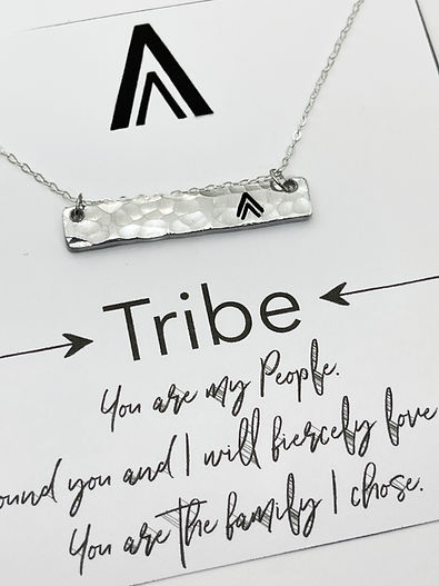 my tribe necklace