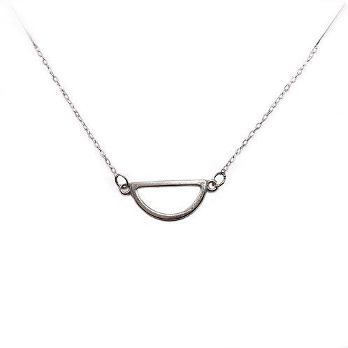 Minimalist Circle Necklace