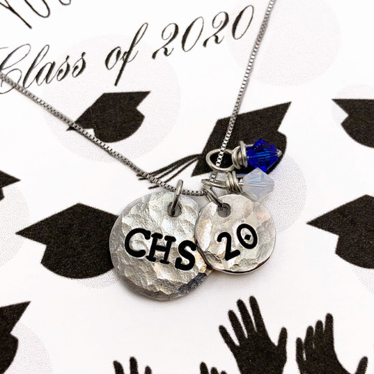 CHS Pendant Necklace