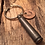 Thumbnail: Fathers Day Keychain Personalized Penny Bullet