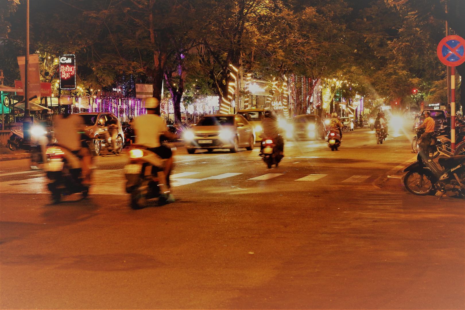 Vietnam, Quiet Hué