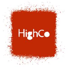Logo Agence communication HighCo
