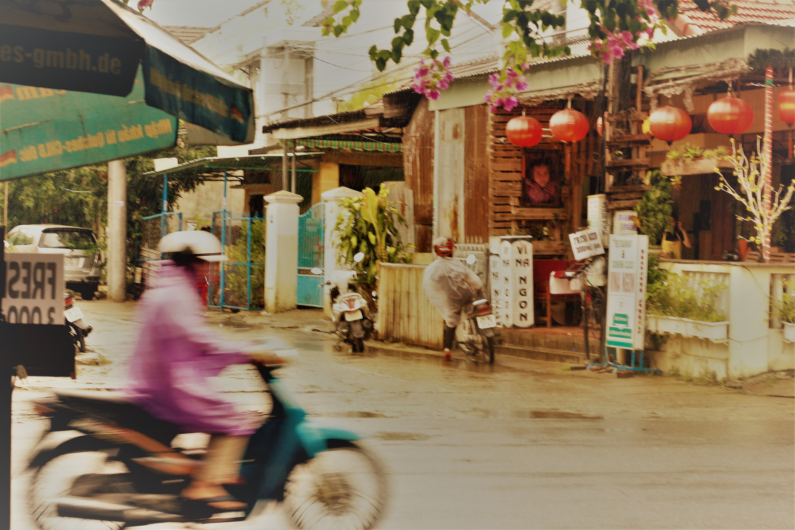 Vietnam, Hoi An mouvement 1