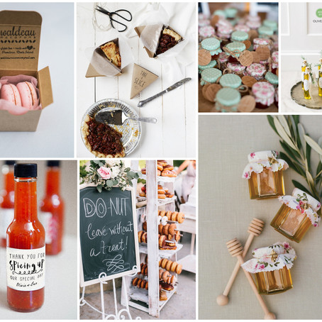 3 Tips for Favours Your Guests Will Love