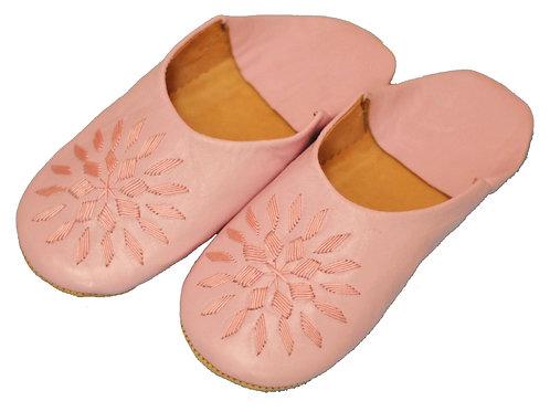 バブーシュ  Modest ピンク