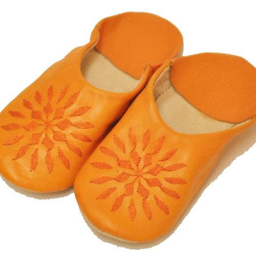 バブーシュ  Modest オレンジ