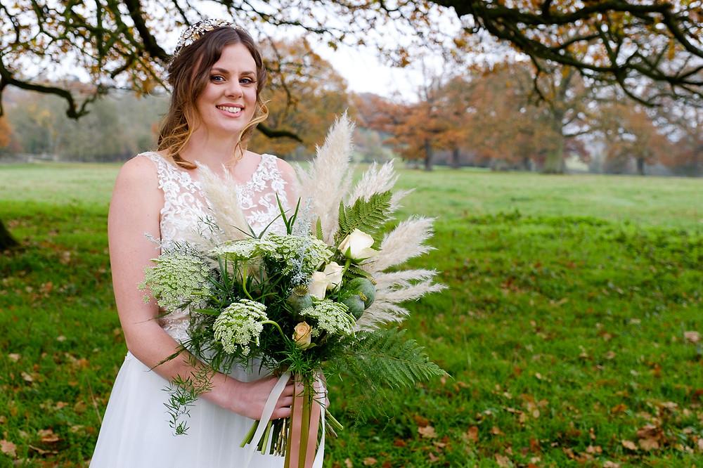 kirtlington park bride