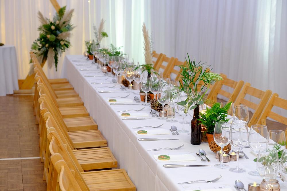 village hall wedding kirtlington