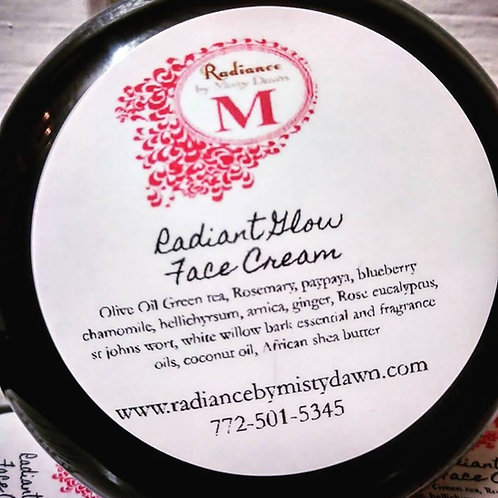 Radiant Glow Face Cream