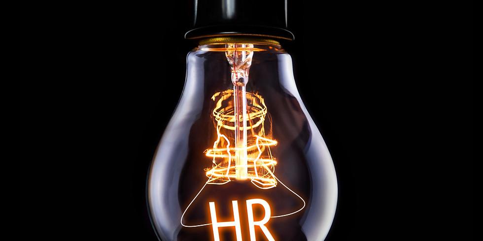 Digitalt Kraftrum HR Special   HR tar hand om nästan alla! Vem tar hand om HR? Häng med på en energiboost för HR