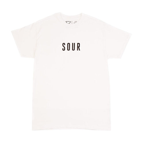"CAMISETA SOUR ""SOUR ARMY"" WHITE"
