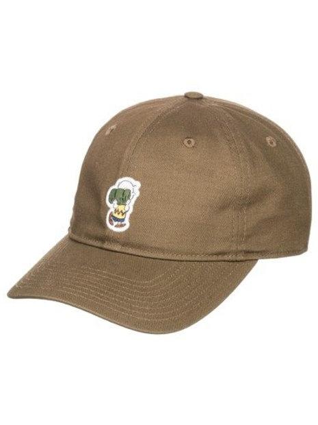 GORRA ELEMENT X PEANUTS DAD CAP ARMY