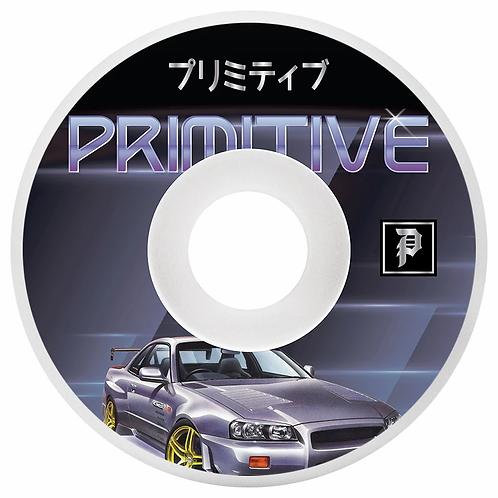 """RUEDAS PRIMITIVE """"RPM TEAM"""" 54MM"""