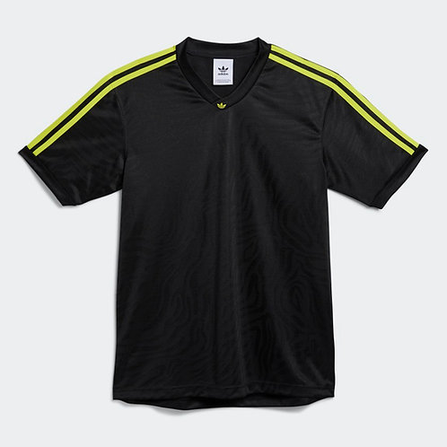 "CAMISETA ADIDAS "" JACQUARD CLUB"" BLACK"