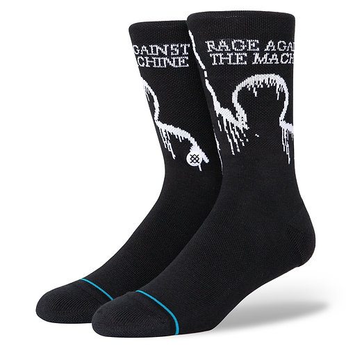 """CALCETINES STANCE """"BATTLE OF LA"""" RAGE AGAINST THE MACHINE"""