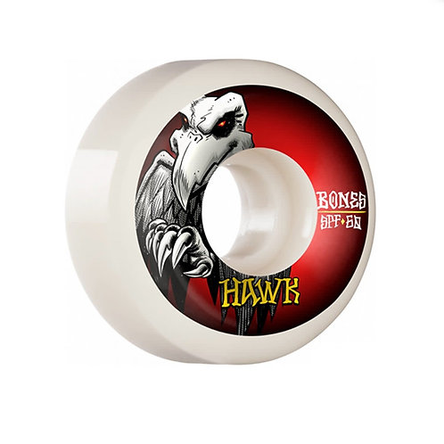 """RUEDAS BONES """"HAWK FALCON II"""" SPF 60MM 84B = 101A"""